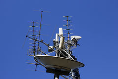 Antenne Stockfotos