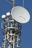 Antenne royalty-vrije stock fotografie