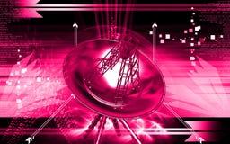 Antenne illustration stock