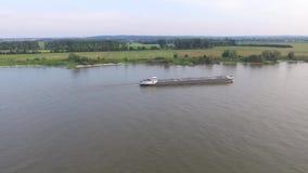 Antenne auf dem Rhein