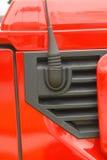 Antenne auf SUV stockfotografie