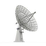 Antenne d'antenne parabolique illustration de vecteur