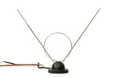 Antenne d'intérieur de TV Image libre de droits