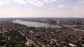 Antenne de Boston banque de vidéos