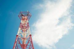 Antenne de communication image libre de droits