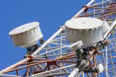 Antenne de communication photographie stock libre de droits