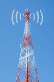 Antenne de communications Images stock