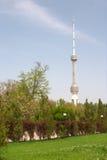 Antenne in de hemel Stock Foto