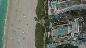 Antenne de Miami banque de vidéos