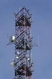 Antenne de répétiteur Images stock