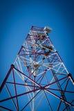 Antenne de réseau images libres de droits