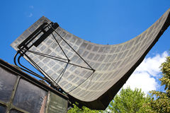 Antenne de radar Photo libre de droits