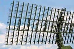 Antenne de radar Photographie stock libre de droits
