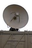 Antenne de radar militaire images stock
