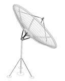 Antenne de satellite, numérique Photographie stock libre de droits