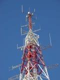 Antenne de télécommunication Image stock