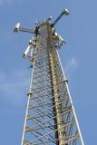 Antenne de téléphone photographie stock libre de droits