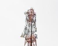 Antenne de téléphone images stock