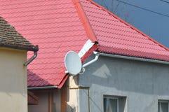 Antenne de télévision photos libres de droits