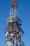 Antenne de transmission photographie stock libre de droits
