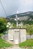 Antenne del telefono immagine stock