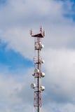 Antenne della torre Fotografia Stock