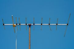 Antenne Fishbone Stockfotos