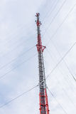 Antenne mobile Image stock