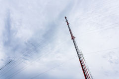 Antenne mobile Photographie stock