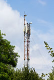 Antenne par radio Photos libres de droits