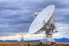 Antenne par radio photographie stock libre de droits