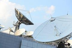 Antenne parabolique Photographie stock
