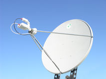 Antenne parabolique Images stock