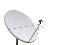 Antenne parabolique de communication images libres de droits