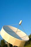 Antenne parabolique de temps Image libre de droits