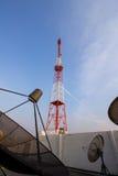 Antenne, satellite Photo stock