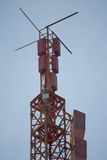 Antenne senza fili radiofoniche Immagini Stock Libere da Diritti