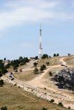 Antenne sur la côte Photo libre de droits