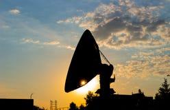 Antenne sur le toit photo stock