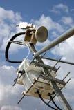Antenne - tête de rf photo libre de droits