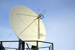 Antenne tegen de hemel stock fotografie