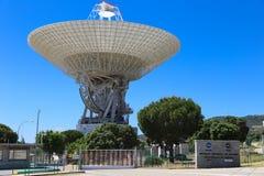 Antenne am Weltraum-Netz der NASAs Lizenzfreies Stockfoto