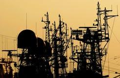 Antennen - 1 Stockfoto