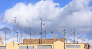Antennen Stockfoto
