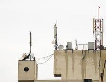 Antennen lizenzfreies stockfoto