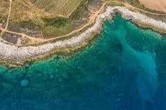 Istria Royaltyfria Foton