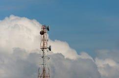Antennengetriebe Lizenzfreies Stockfoto