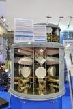 Antennengruppen-Mikrowellenstrecke des Fünf-Liter-Ringes äquidistante lizenzfreies stockbild