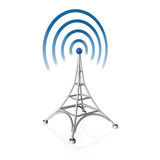 Antennenikone Lizenzfreies Stockbild