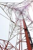 Antennenverstärker- Turm Stockfotos